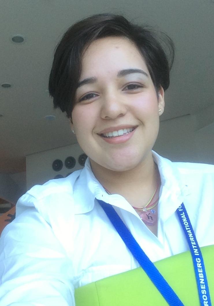 Karina Del Rosario García
